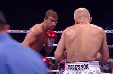 Denis Grachev Bute Grachev Bute vs. Grachev  lucian bute