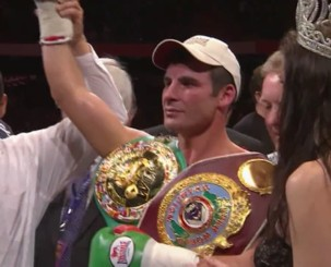 Joe Calzaghe Kelly Pavlik