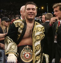 Ruslan Chagaev Wladimir Klitschko
