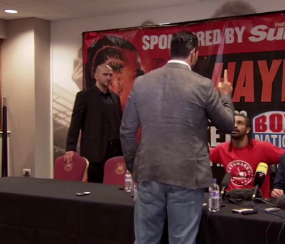 David Haye Latest Manuel Charr Vitali Klitschko Haye vs. Charr Haye-Charr