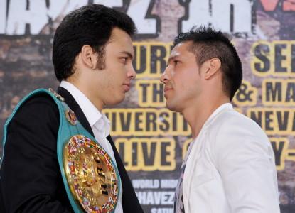 Chavez Jr. vs. Martinez Chavez Jr Martinez  sergio martinez julio cesar chavez jr