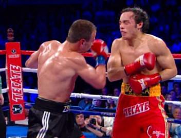 Julio Cesar Chavez Jr. Marco Antonio Rubio Chavez vs. Rubio Chavez-Rubio