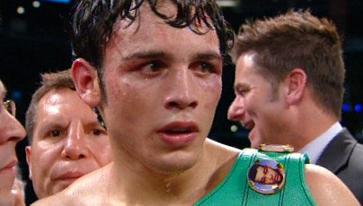 Julio Cesar Chavez Jr. Peter Manfredo Jr