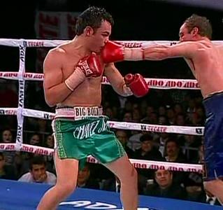 Julio Cesar Chavez Jr. Marco Antonio Rubio Sergio Martinez Chavez vs. Rubio Chavez-Rubio
