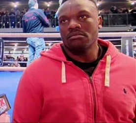 David Price Derek Chisora Latest