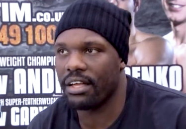 derek chisora  photo