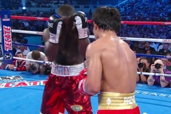 Joshua Clottey Manny Pacquiao Clottey vs. Pacquiao