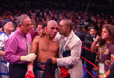 miguel cotto floyd mayweather jr  photo