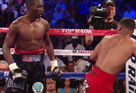Manny Pacquiao Terence Crawford Pacquiao vs. Crawford Pacquiao-Crawford