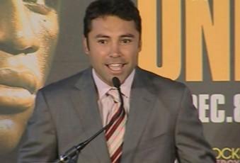 Floyd Mayweather Jr Latest Oscar De La Hoya Ricky Hatton