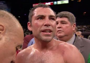 Floyd Mayweather Jr Manny Pacquiao Oscar De La Hoya Ricky Hatton