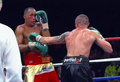 James DeGale DeGale vs. Sanavia