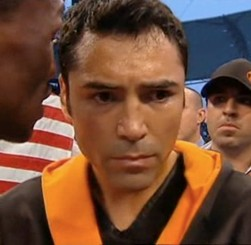 Oscar De La Hoya Paul Williams Ricky Hatton Roy Jones Jr. Sergio Mora Shane Mosley