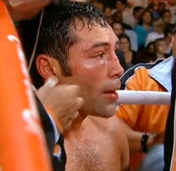 Antonio Margarito Oscar De La Hoya