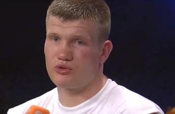 Alexander Dimitrenko Denis Boytsov Luan Krasniqi