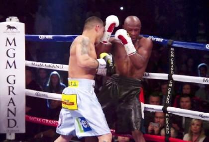 Floyd Mayweather Jr Manny Pacquiao Marcos Rene Maidana