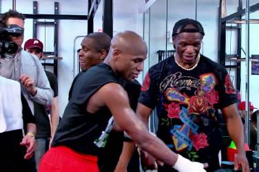 floyd mayweather jr boxing  photo