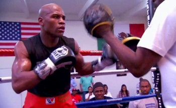 Floyd Mayweather Jr Miguel Cotto Mayweather-Cotto