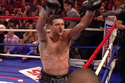 kelly pavlik carl froch