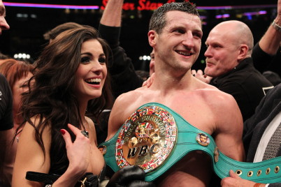 Carl Froch Manny Pacquiao