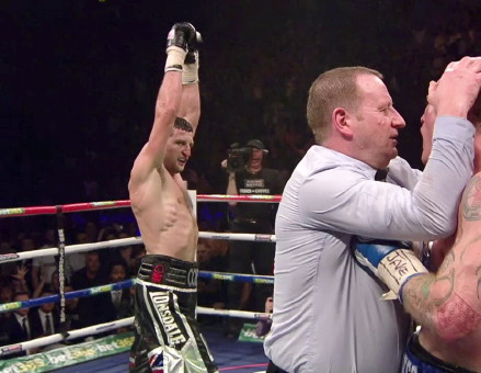 Carl Froch James DeGale
