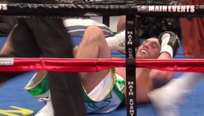 David Haye Latest Tyson Fury