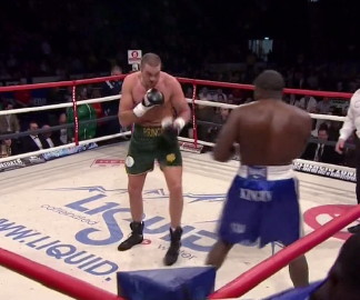 Fury Johnson Fury vs. Johnson  tyson fury kevin johnson