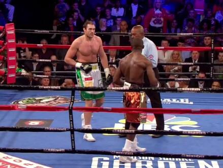 Latest Steve Cunningham Tyson Fury