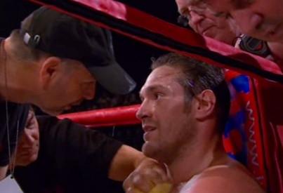 Tyson Fury British Boxing