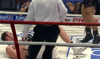 Denis Boytsov Tyson Fury