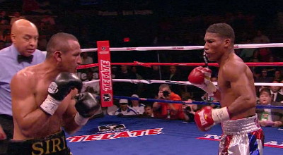 Russell Jr. vs. Perez Russell Jr Perez  yuriorkis gamboa gary russell jr adrien broner