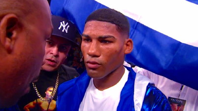 yuriorkis gamboa floyd mayweather jr  photo