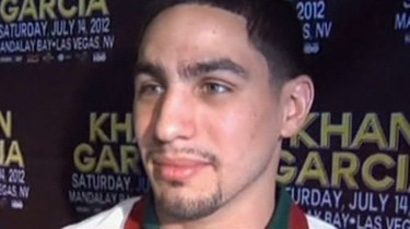 danny garcia amir khan  photo