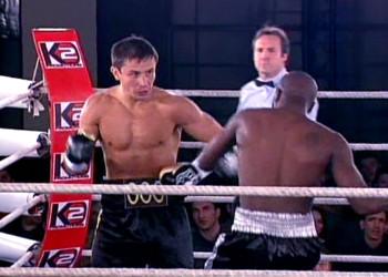 Gennady Golovkin Golovkin vs. Simon Golovkin-Simon