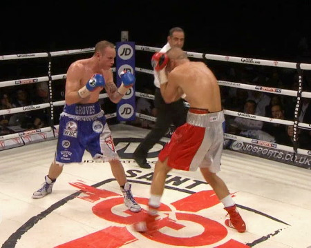 james degale george groves  photo