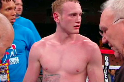 Groves Johnson Groves vs. Johnson  george groves