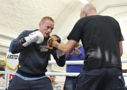Anthony Dirrell George Groves