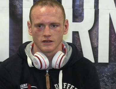 Groves Douglin Groves vs. Douglin Denis Douglin  george groves