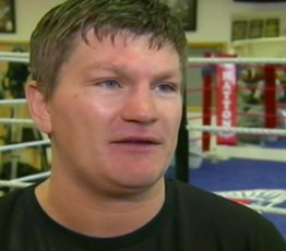 Ricky Hatton British Boxing