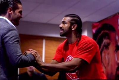 Klitschko Charr Klitschko vs. Charr  vitali klitschko manuel charr david haye