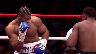 Haye Not Interested In Fighting Fury Only Vitali Klitschko Boxing