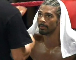 David Haye Enzo Maccarinelli Latest
