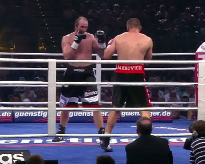 Robert Helenius Vitali Klitschko Wladimir Klitschko