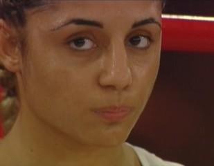 susi kentikian boxing  photo