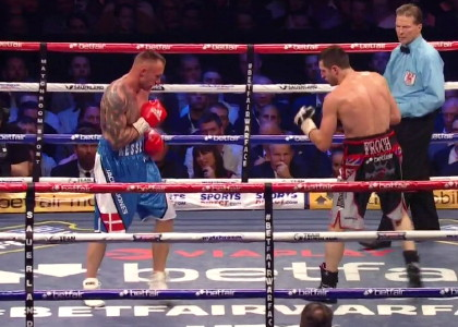 Andre Ward Carl Froch Latest Mikkel Kessler