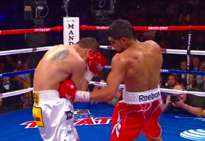 Amir Khan Marcos Rene Maidana Khan vs. Maidana Khan-Maidana