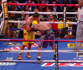 Amir Khan lamont peterson Khan vs. Peterson Khan-Peterson