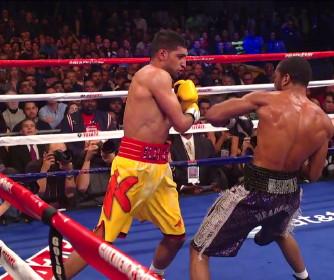 Khan Garcia Khan vs. Garcia  danny garcia amir khan