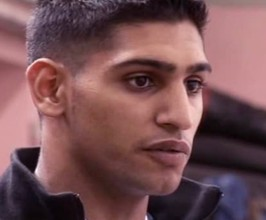 Amir Khan UK Boxing