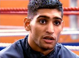 Amir Khan Freddie Roach